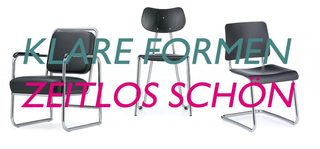 Klare Formen: Die Designklassiker von L&C Stendal