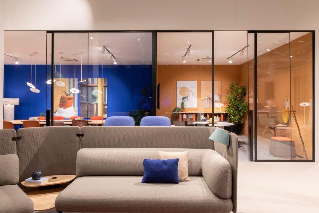 Büroplanung für motivierende Büros © Haworth