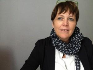 Die Inhaberin von ALLTEC Bürokonzept Petra Wirth im Gespräch
