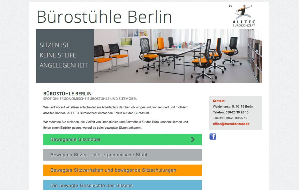 Startseite ::: Bürostühle Berlin