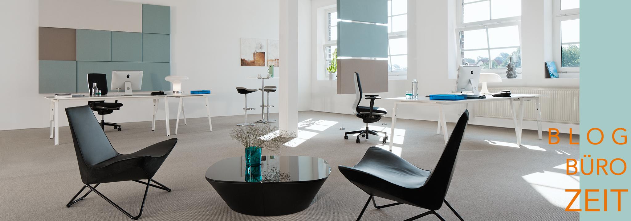 Willkommen beim Blog 'Bürozeit' von ALLTEC Bürokonzept
