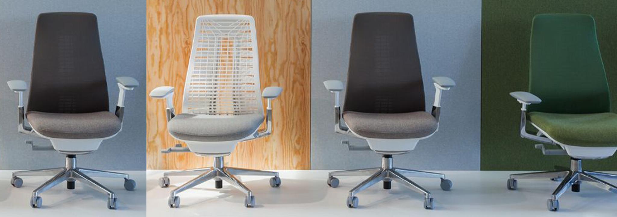 Ergonomische Bürostühle und Drehstühle